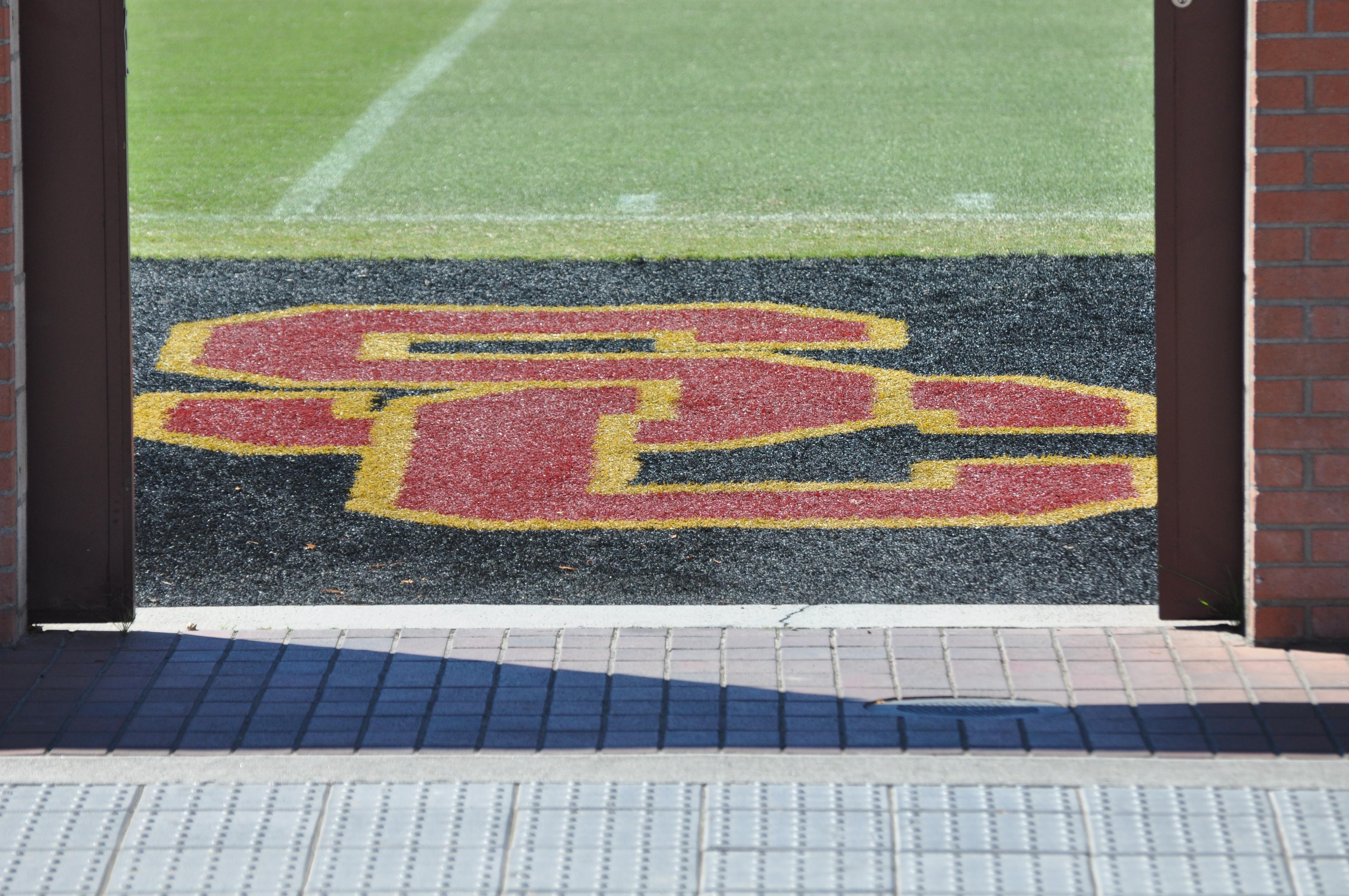 USC Practice Field Logo