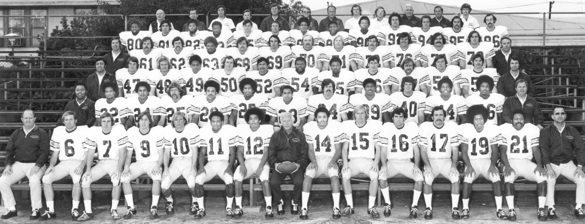1972 USC team