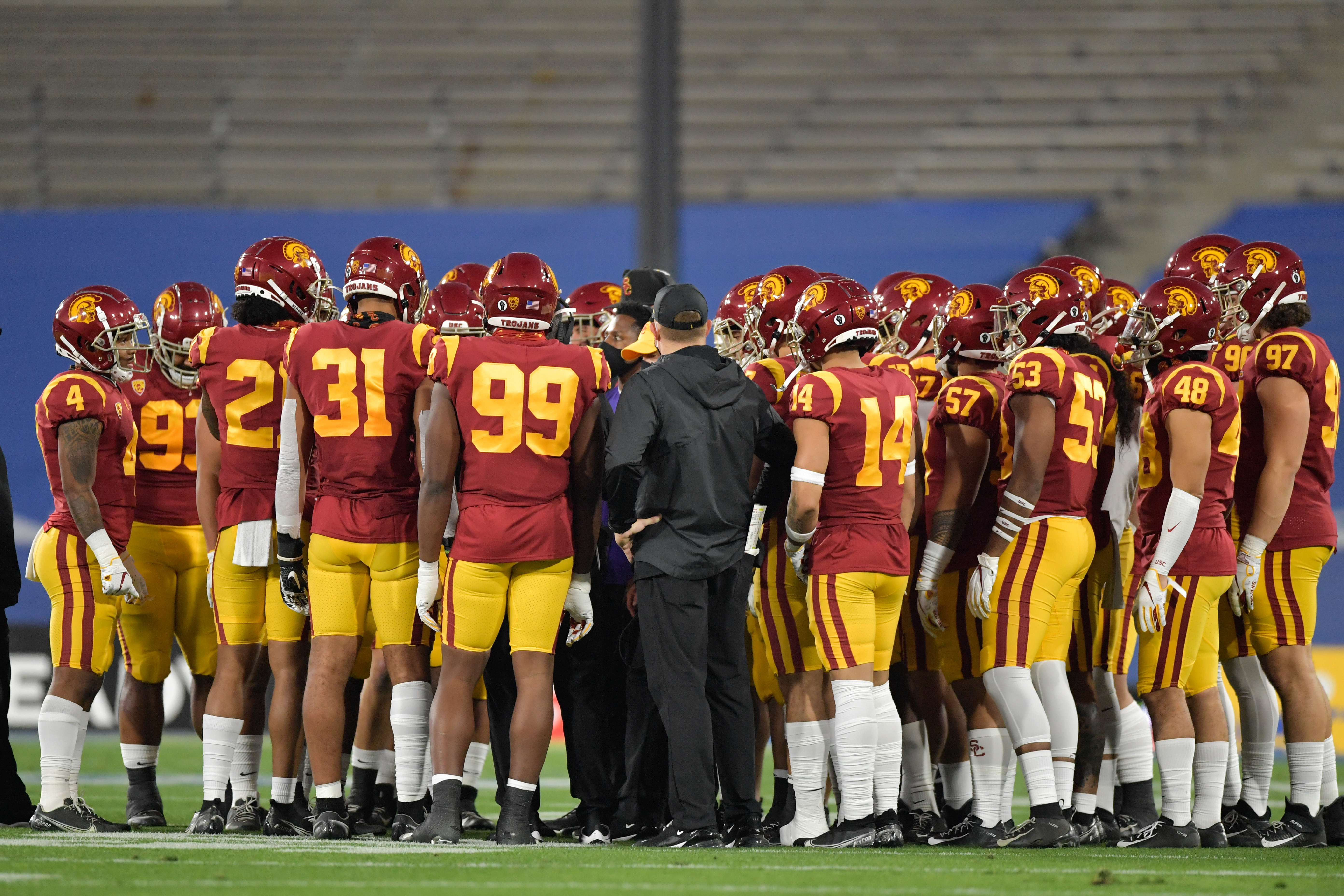 USC team