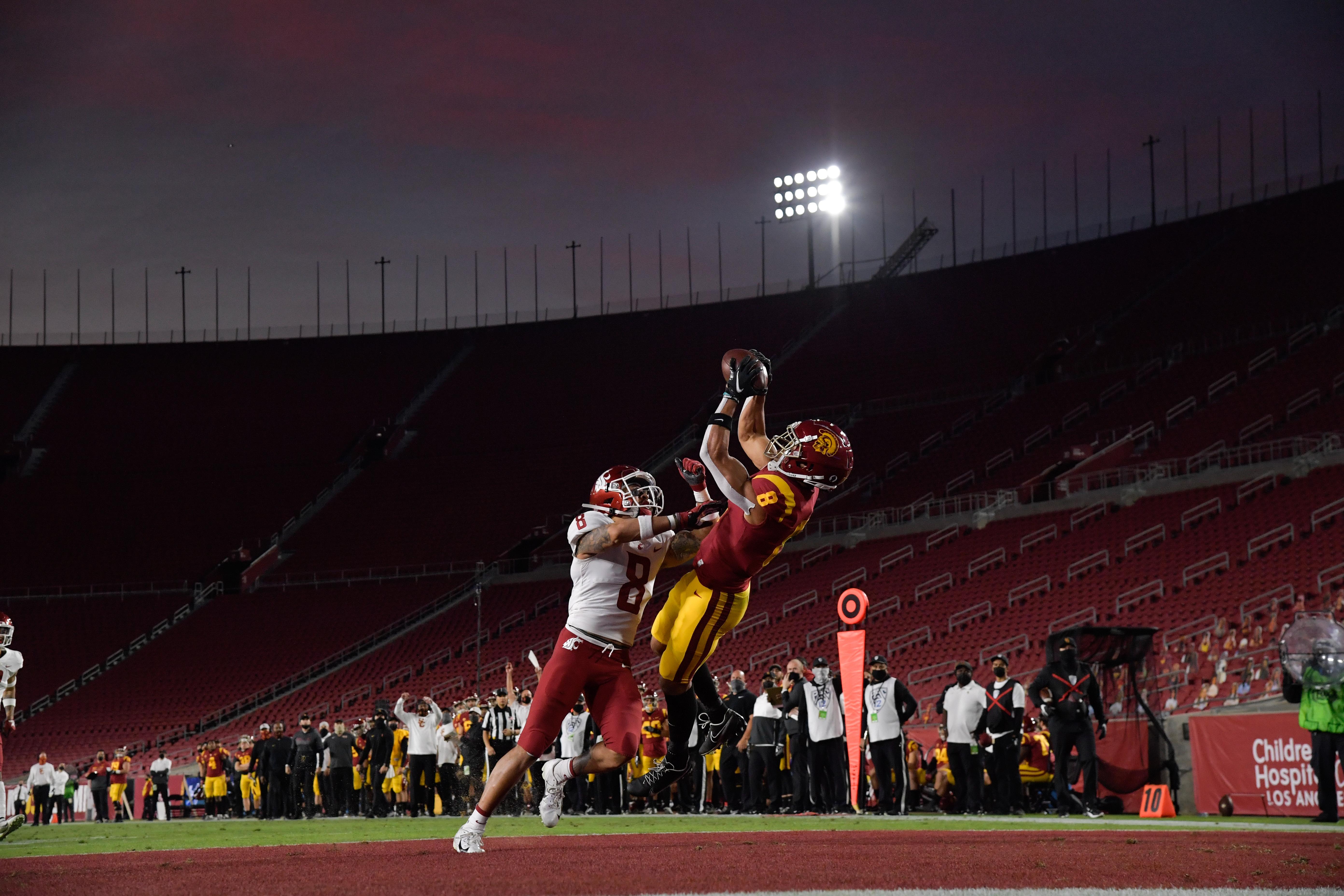 Amon-Ra St. Brown touchdown